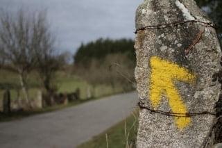 Camino por Galicia