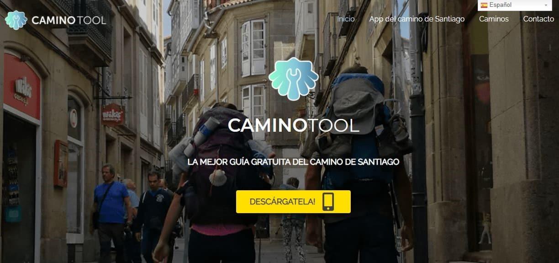 mejores app camino de santiago