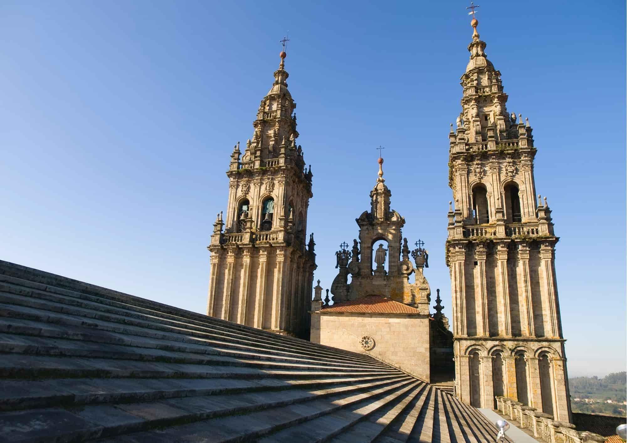 Visita tejados de la catedral